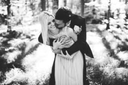 Nadja Morales fängt die Emotionen eines frisch vermählten Brautpaares aus Ingolstadt ein.