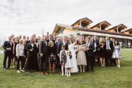 Nadja Morales fotografiert die Hochzeitsgesellschaft einer Hochzeit in München.